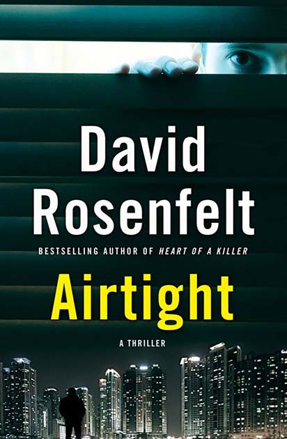 Airtight by David Rosenfelt