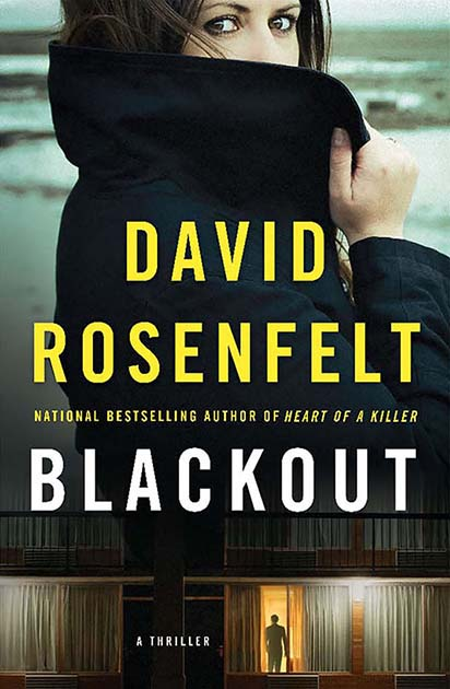 BLACKOUT by David Rosenfelt | Cover