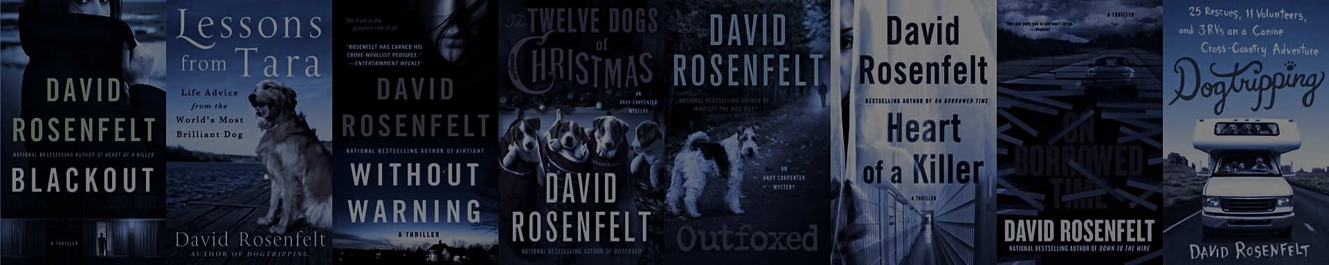 Books by David Rosenfelt