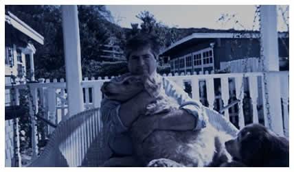 David Rosenfelt at home