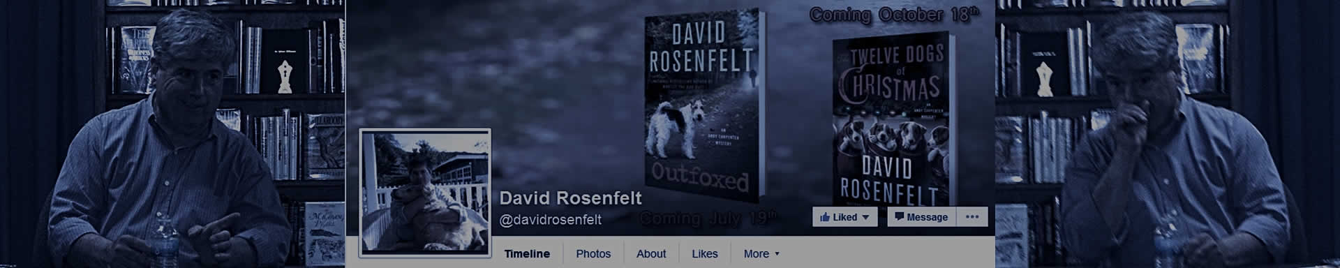 David Rosenfelt News & Information