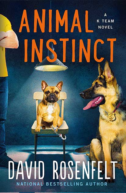 Animal Instinct: A K Team Novel